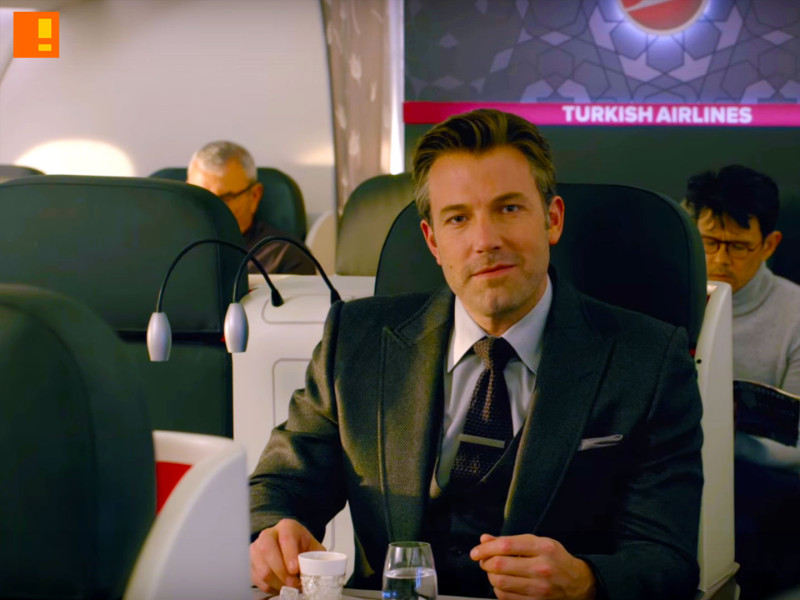 turkish airlines. bruce wayne. the action pixel. @theactionpixel