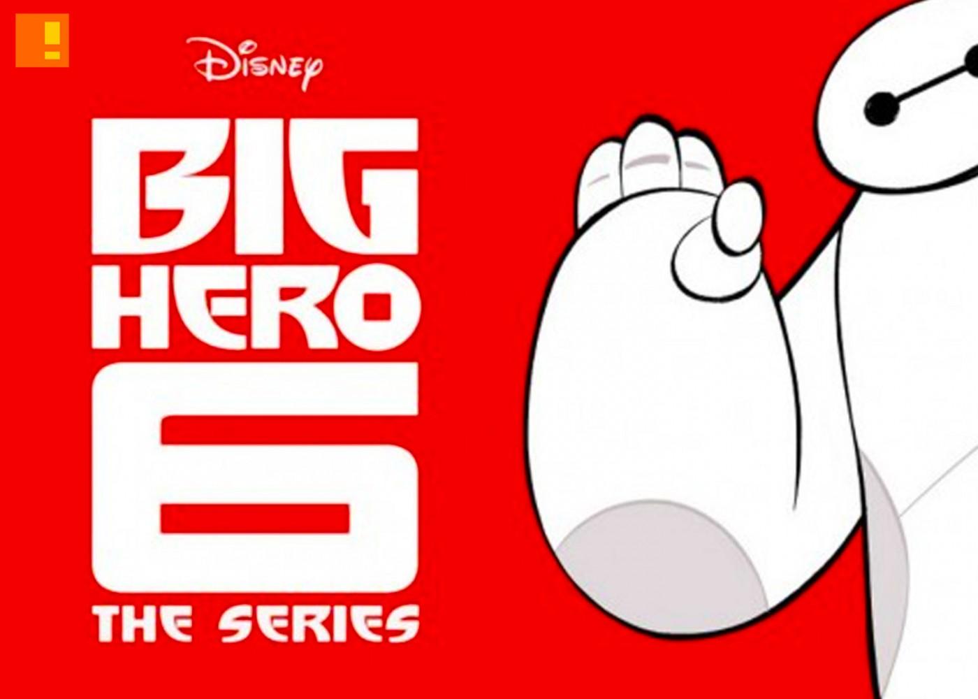 big hero 6 tv series. marvel. disney. the action pixel. @theactionpixel