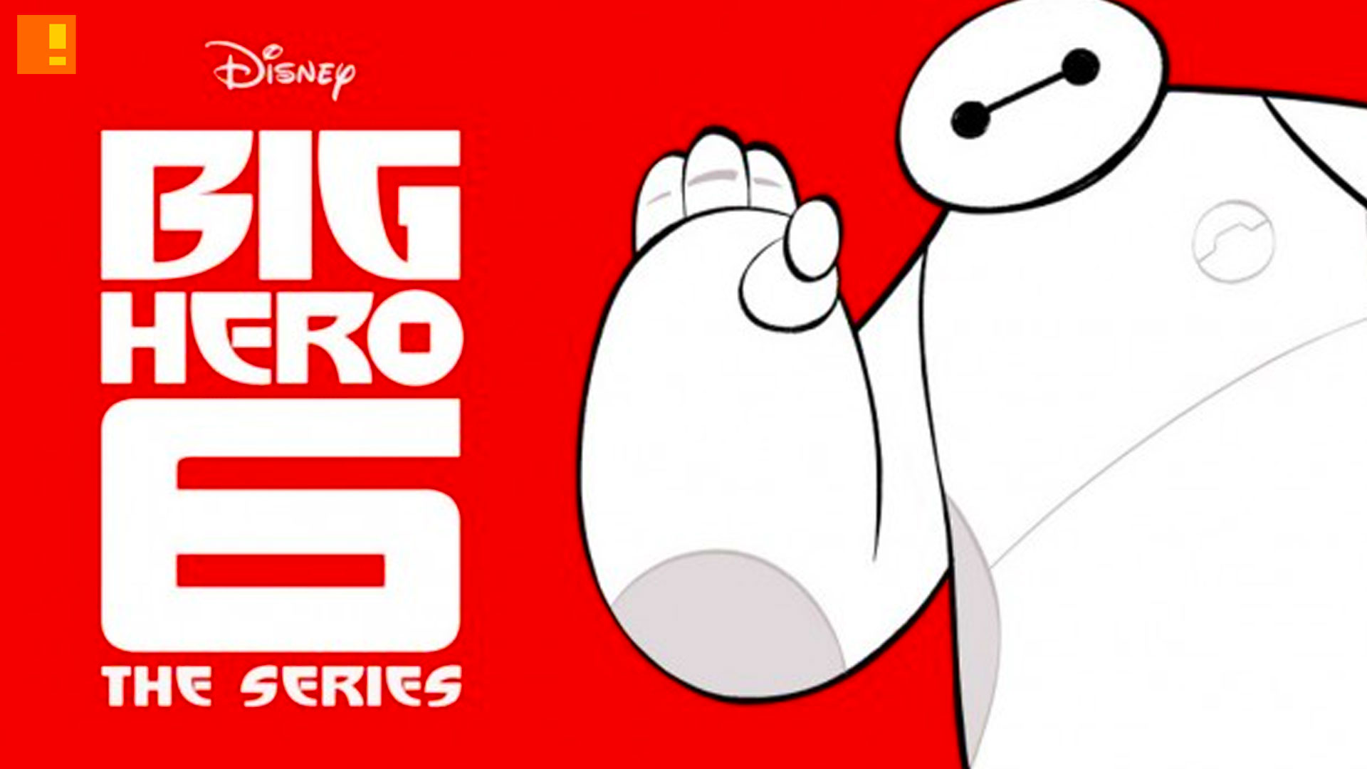 big hero 6 tv series. marvel. disney. the action pixel. @theactionpixel