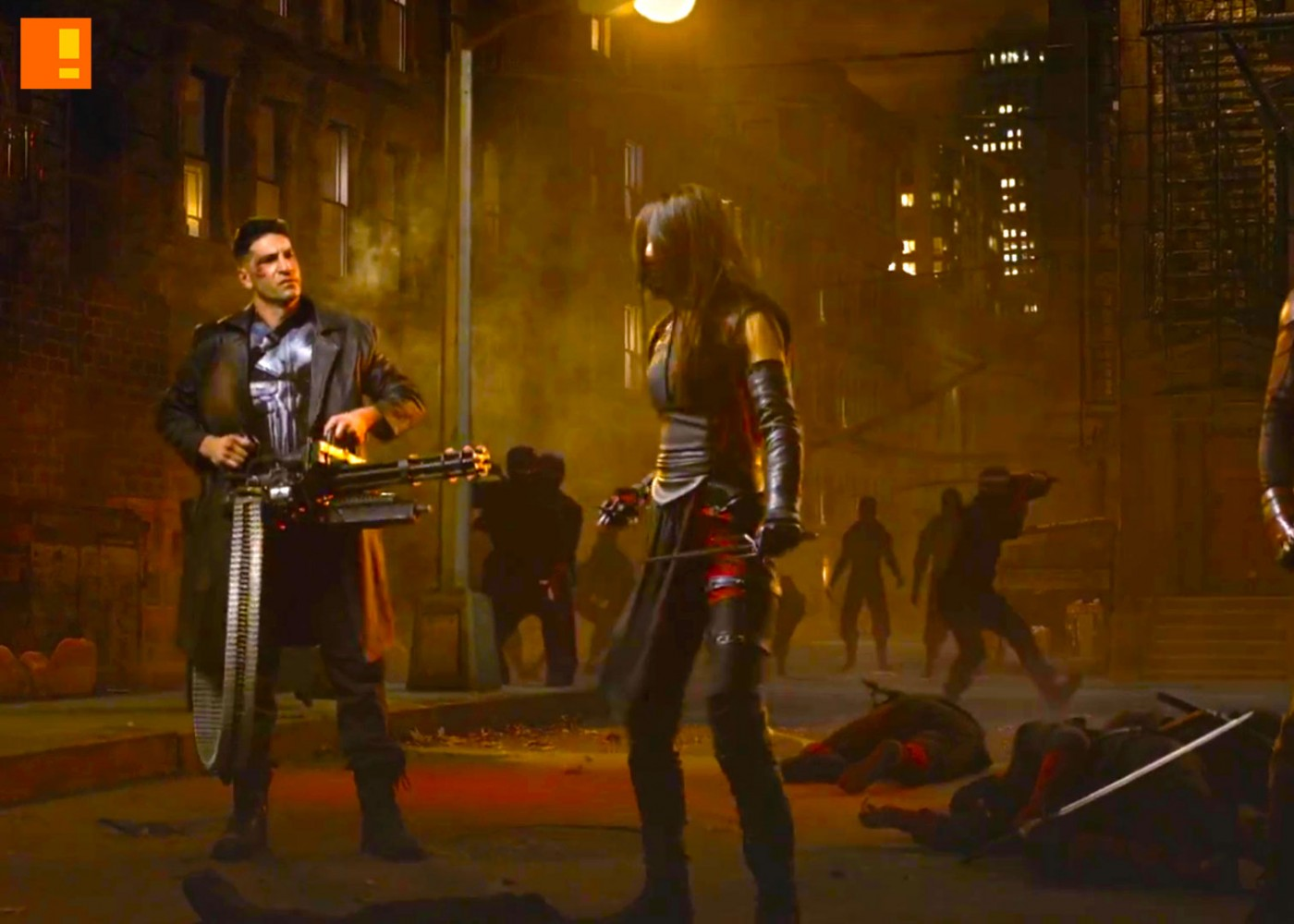 Marvels Daredevil Season 2 Ensemble Teaser Released