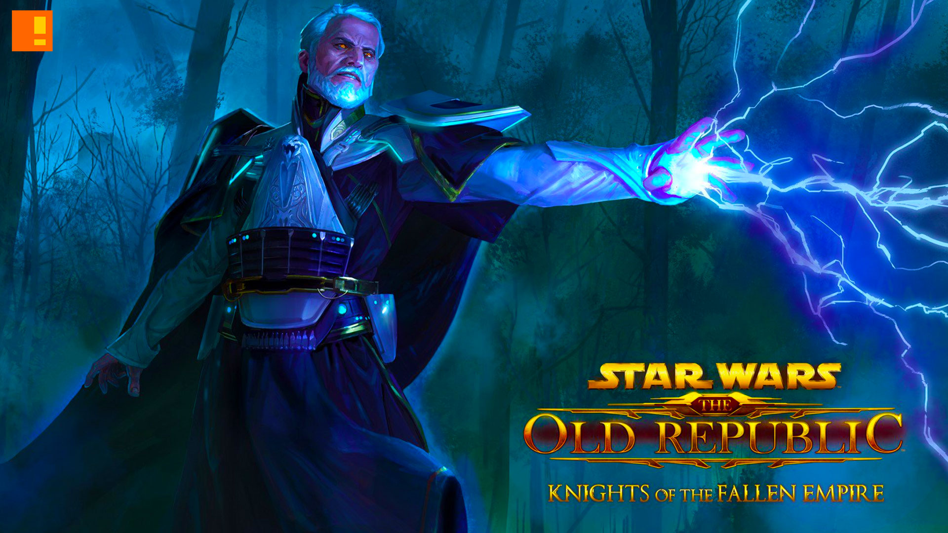 "Star Wars: The Old Republic - Knights of the Fallen Empire ""Visions in the Dark"" Teaser . the action pixel. bioware. lucasfilm. the action pixel. @theactionpixel"