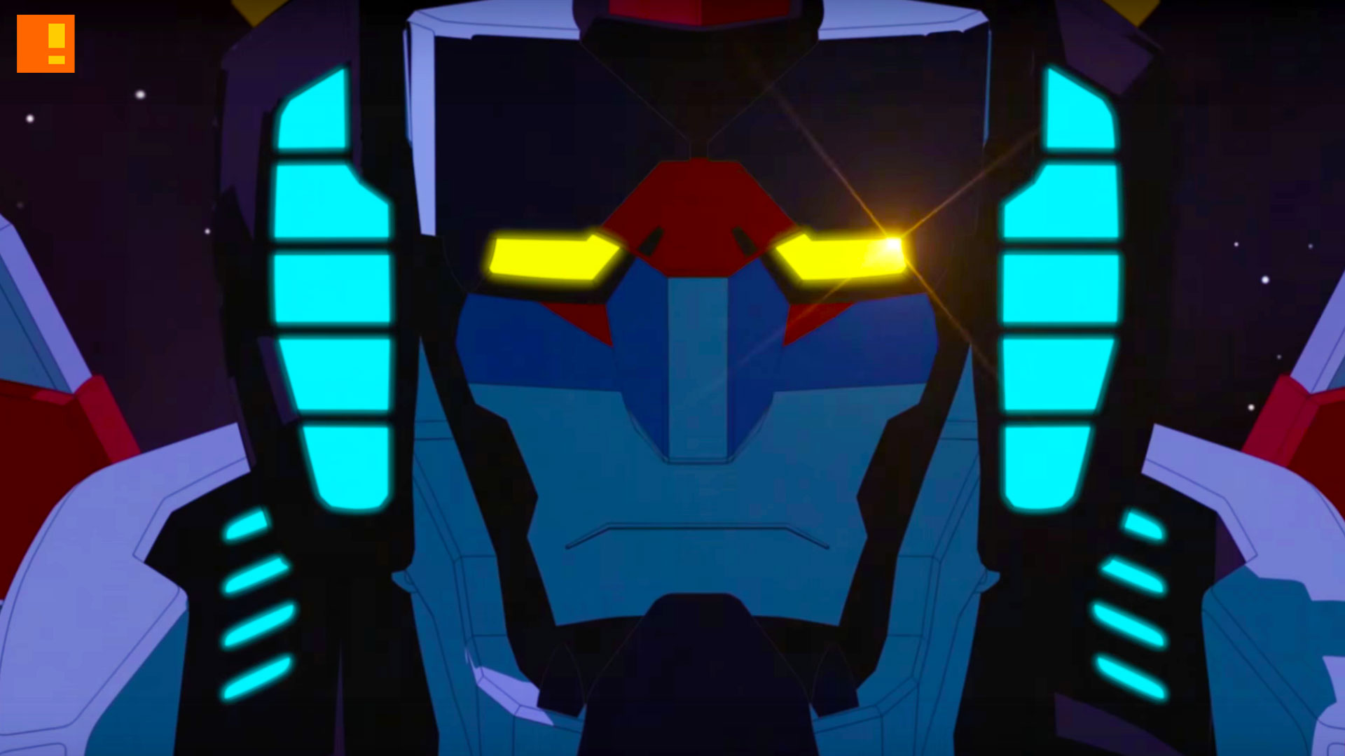 voltron: legendary defender. dreamworks. the action pixel. @theactionpixel. entertainment on tap