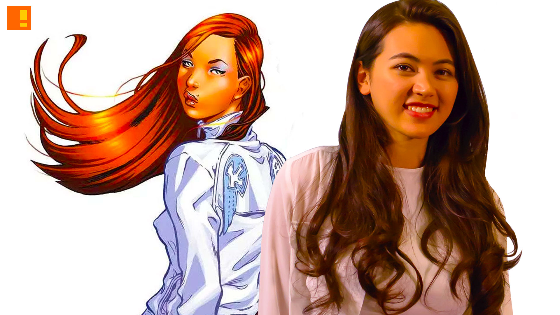 colleen wing Jessica henwick. netflix. marvel. the action pixel. @theactionpixel