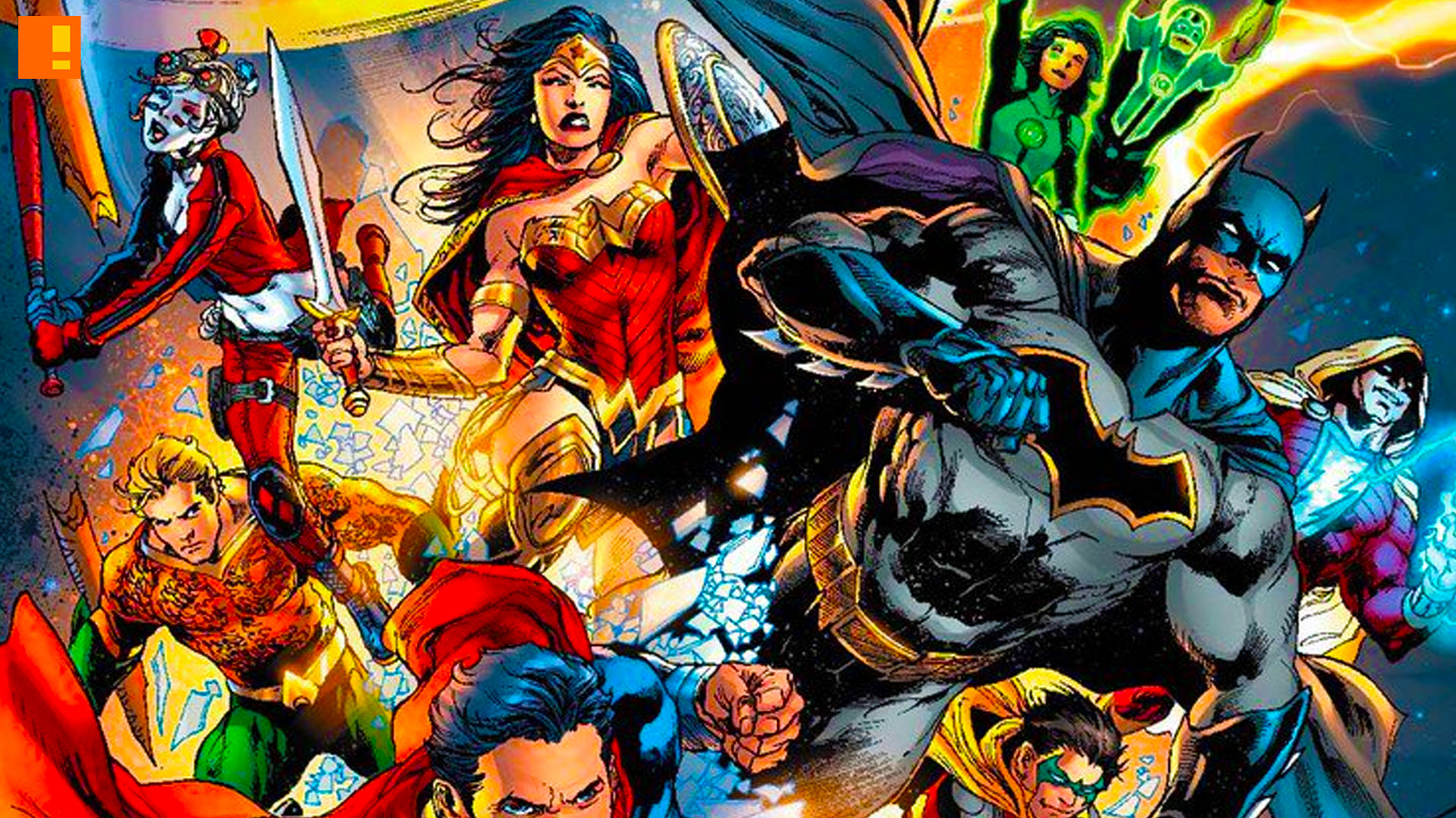 dc comics, preview, rebirth, dc, superman, batman, green lantern , wonder woman, flash, aquaman,