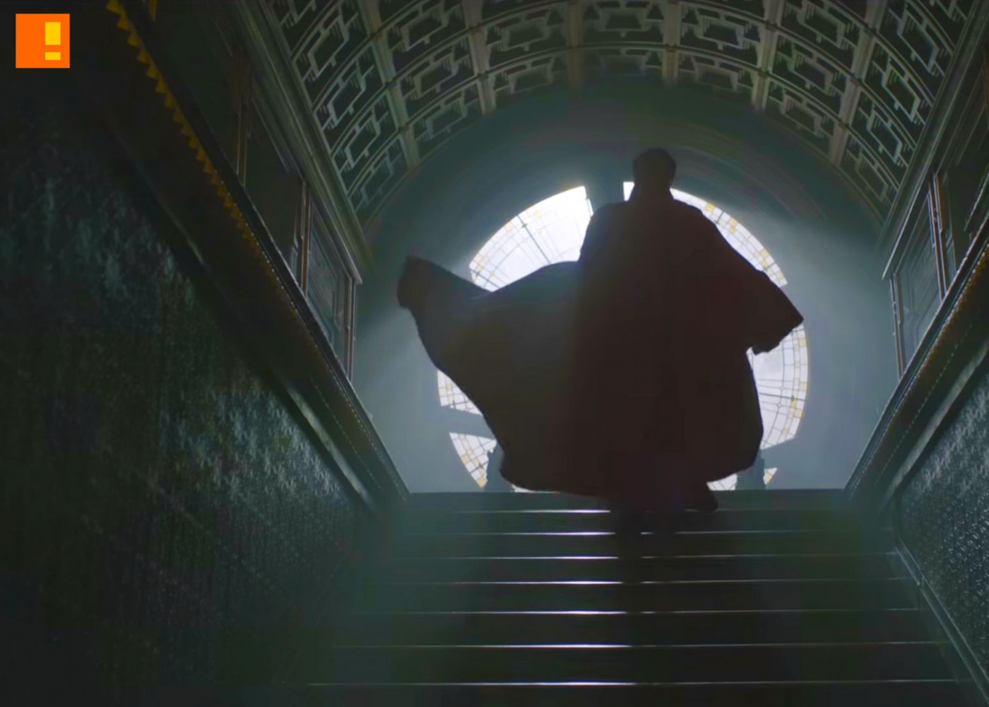 doctor strange, trailer,the action pixel, @theactionpixel, benedict cumberbatch, doctor strange, teaser trailer, jimmy kimmel live, marvel, ancient one, chiwetel ejiofor,