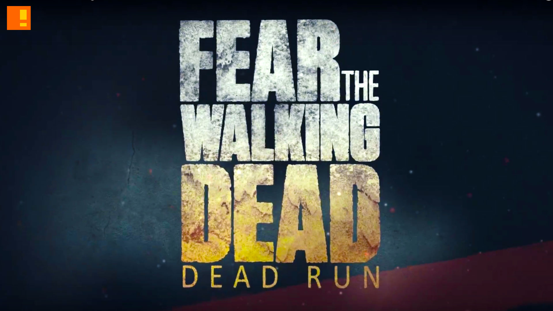 dead run, fear the walking dead, the walking dead, amc, versus evil,los angeles, launch trailer, trailer, the action pixel, @theactionpixel