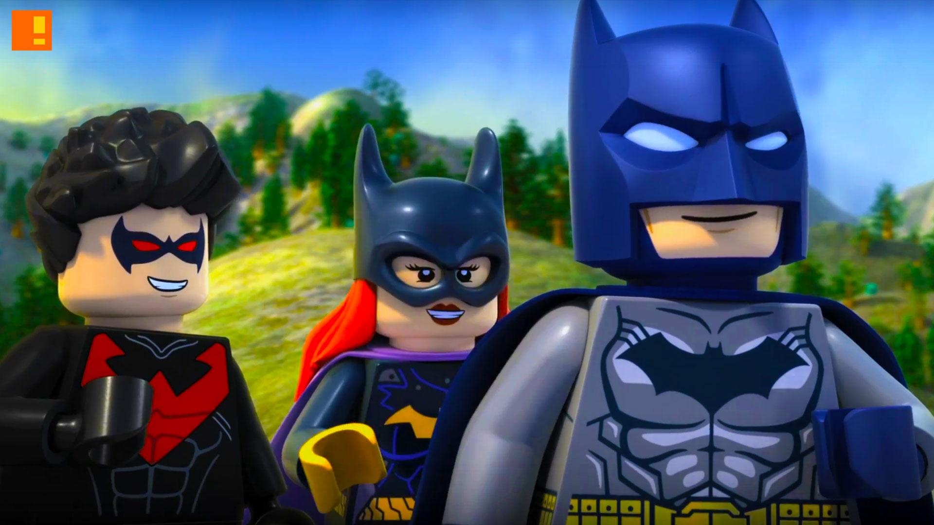 LEGO ,DC Comics, Super Heroes , Justice League, Gotham City Breakout, gotham, LEGO DC Comics Super Heroes - Justice League: Gotham City Breakout, batman, animation , warner animation, dc comics, batgirl, cyborg, superman, wonder woman, nightwing, robin, commissioner gordon, poison ivy, joker, the joker, arkham asylum, trailer,