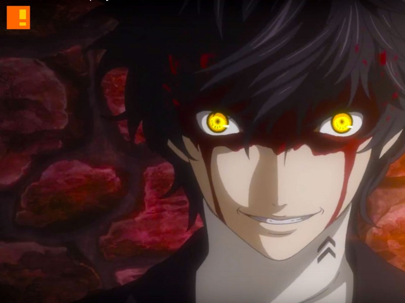 persona 5, sega ,countdown,atlus, take your heart, the action pixel, entertainment on tap