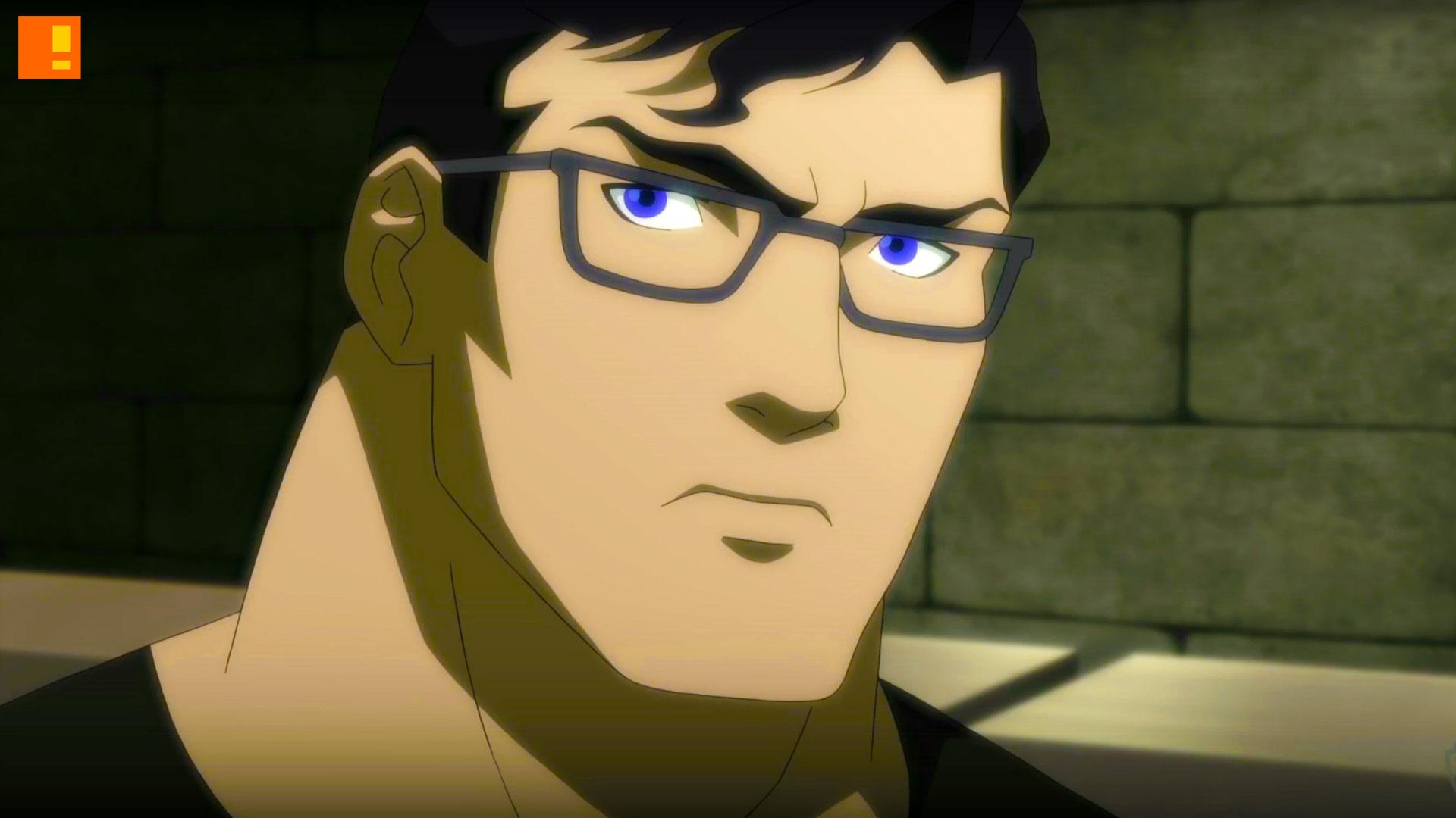 superman. Justice League Vs Teen Titans. wb animation. dc comics. the action pixel. @theactionpixel