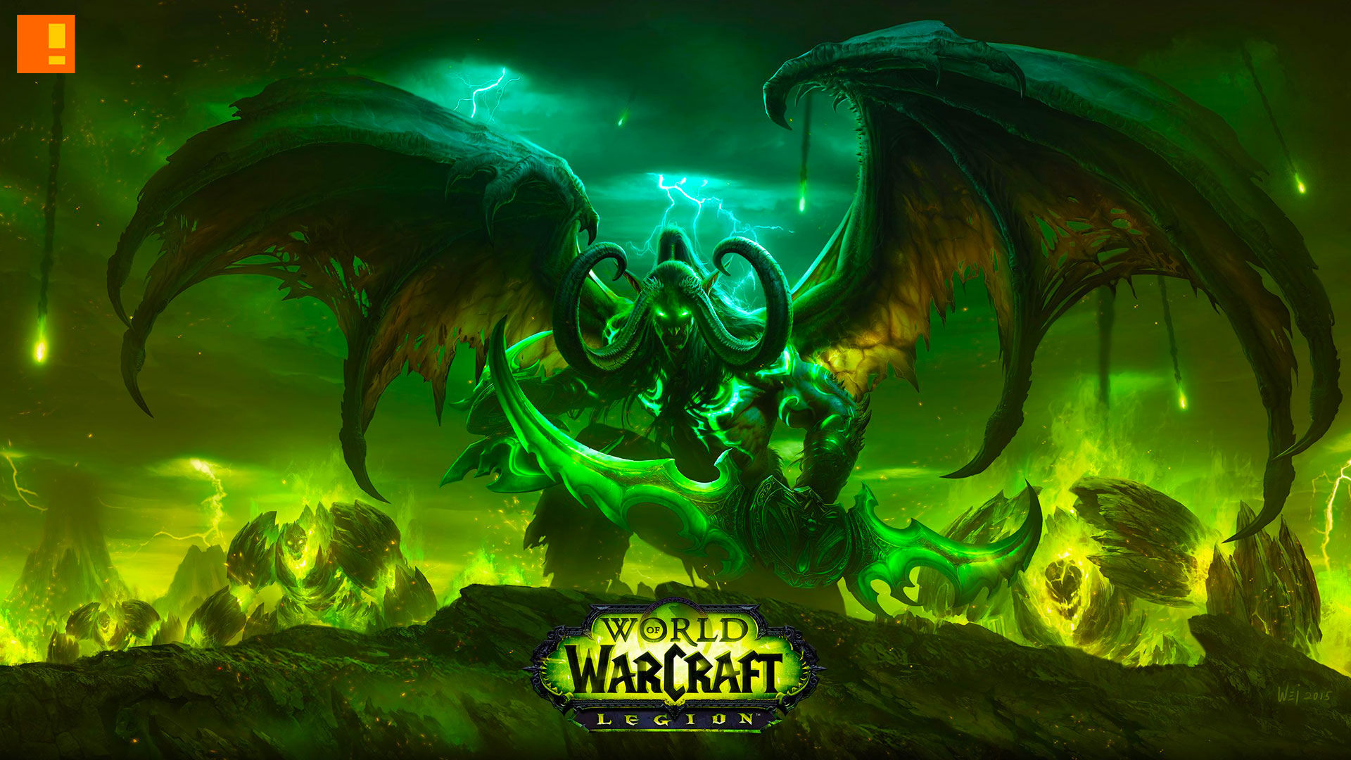 wow, legion, world of warcraft, the action pixel, entertainment on tap, legion, world of warcraft, blizzard entertainment,