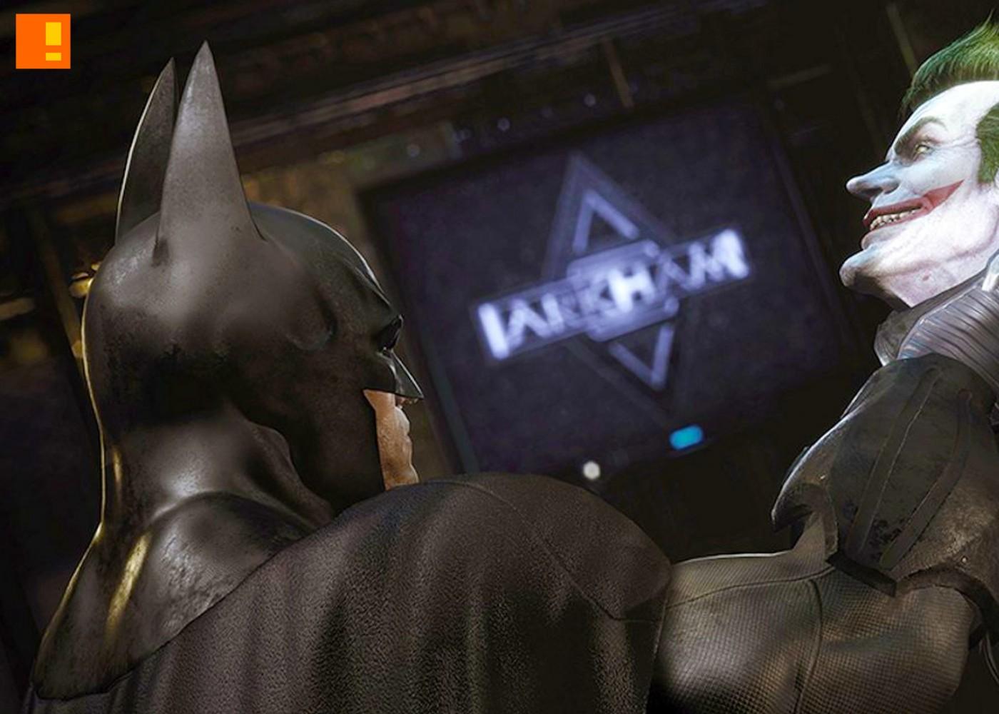 BATMAN, RETURN TO ARKHAM, announce, trailer , announce trailer, announcement trailer, wb games, dc comics, arkham,