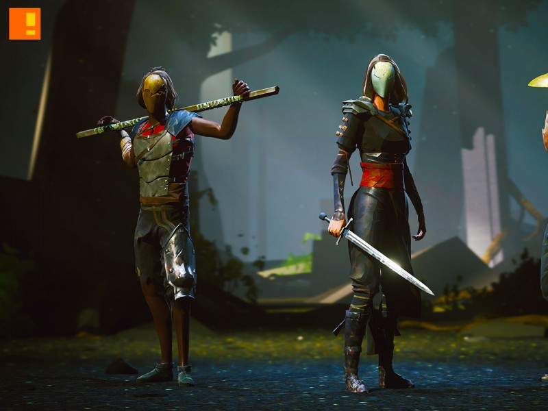 absolver, devolver digital, sloclap, reveal, trailer, melée, entertainment on tap, the action pixel