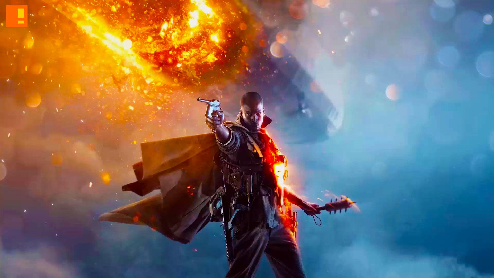 battlefield 1, world war 1, wwI,ww1, trailer, reveal trailer, ea dice, electronic arts, ea, reveal trailer, trailer,