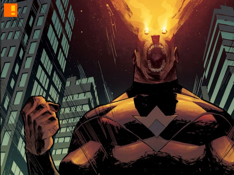 irredeemable, mark waid, ant-man, entertainment on tap, the action pixel, fox studios,