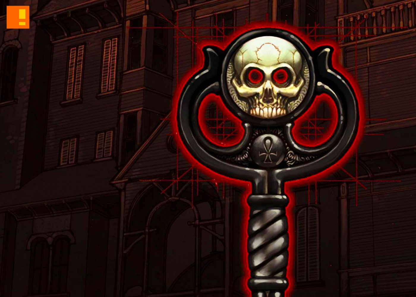 locke and key, locke & key, idw entertainment , comic tv series, joe hill, david ozer,the action pixel, entertainment on tap