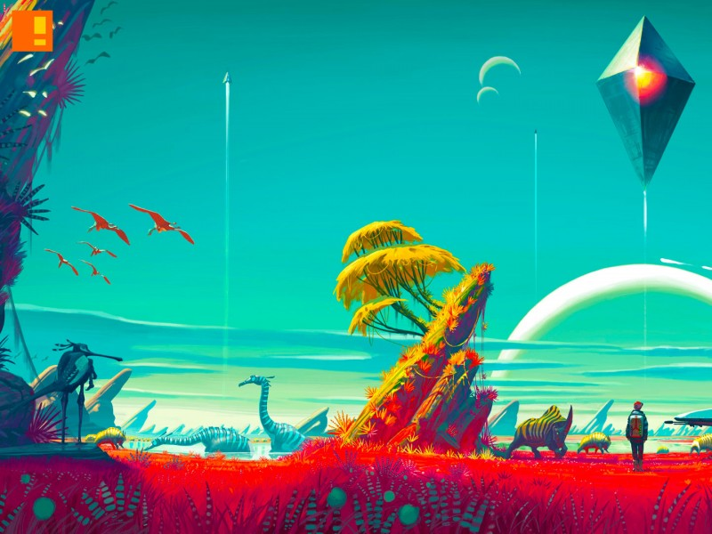 no mans sky, the action pixel, entertainment on tap, the action pixel, sean murray,hello games,