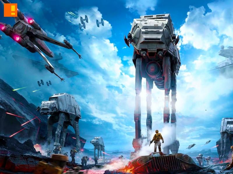 star wars, battlefront, star wars battlefront, the action pixel, entertainment on tap, sequel, ea games, dice, dice games, electronic arts, visceral games,