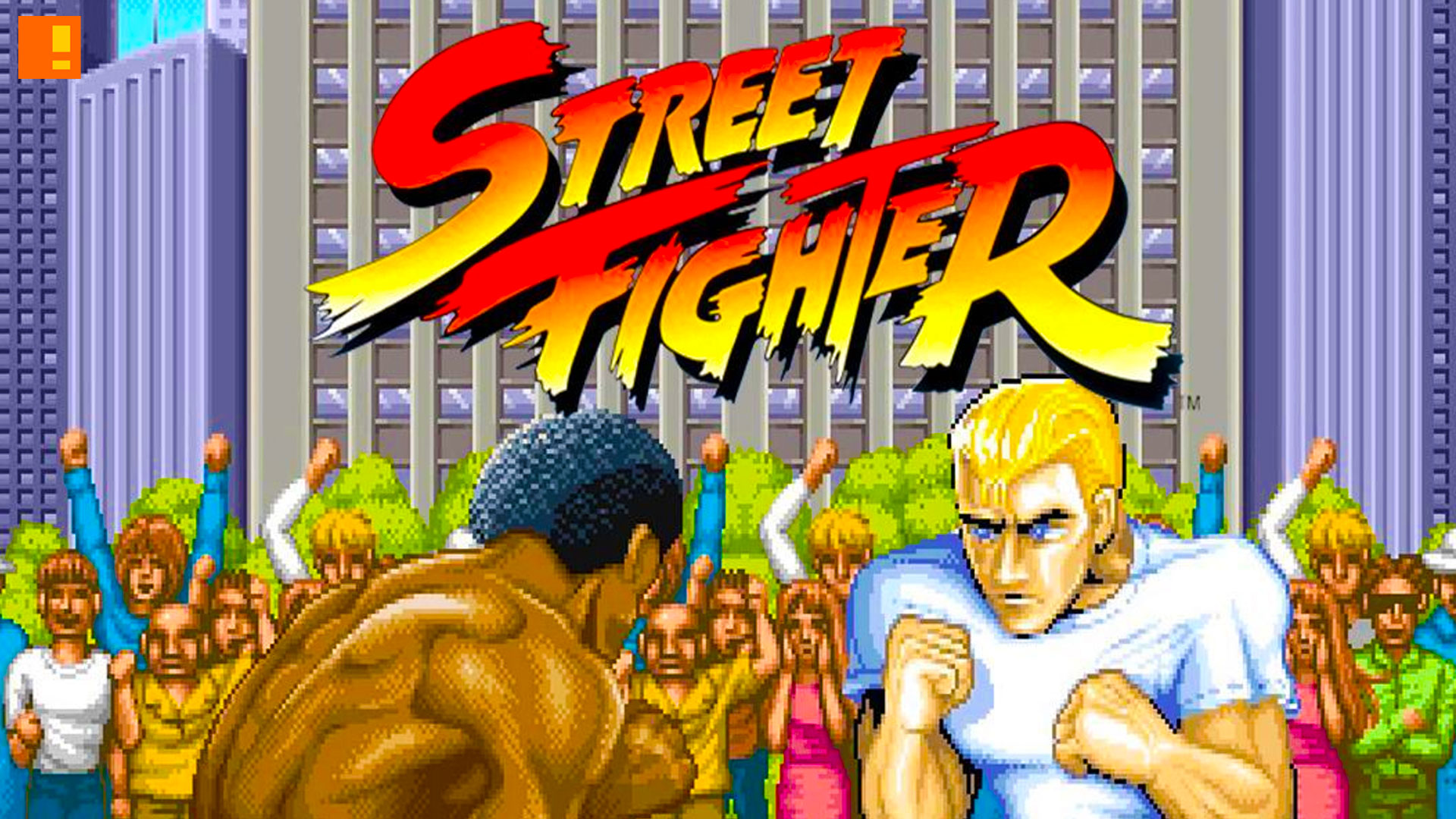 street fighter, mystery fighter, the action pixel, entertainment on tap, street fighter 2, street fighter, max, scott, the action pixel