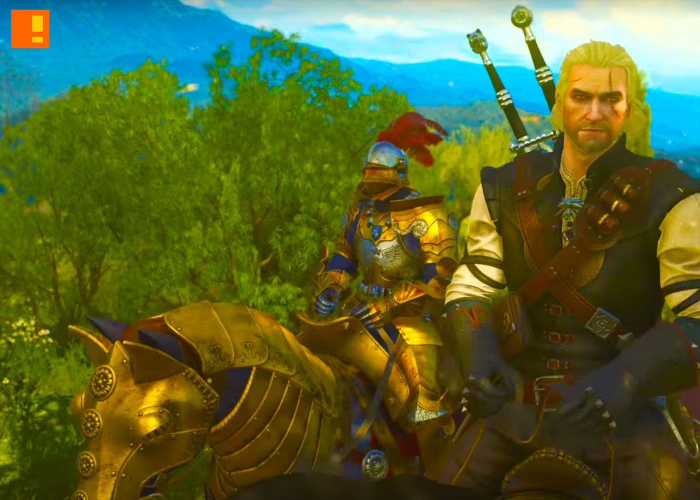 the witcher 3, the witcher, blood and wine, dlc, launch trailer,toussaint, geralt , geralt of rivia, dlc, the action pixel, entertainment on tap