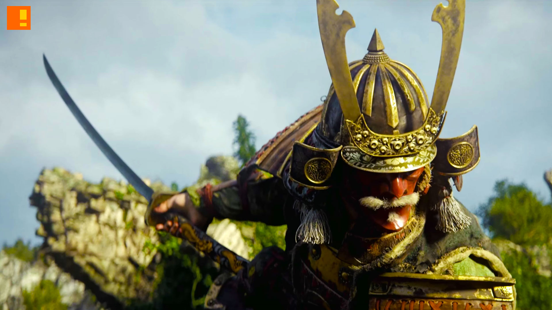 FOR HONOR, APOLLYON, THE ACTION PIXEL, UBISOFT, THE ACTION PIXEL, ENTERTAINMENT ON TAP, SAMURAI, KNIGHT, VIKING,