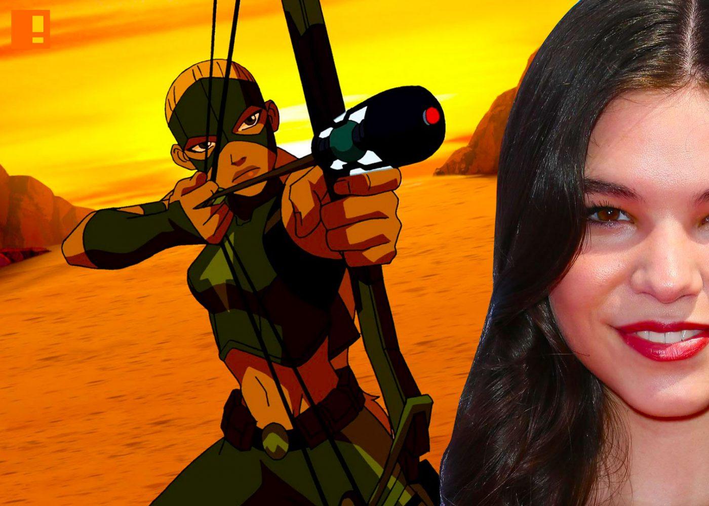 Madison McLaughlin ,artemis,arrow, the action pixel, entertainment on tap,