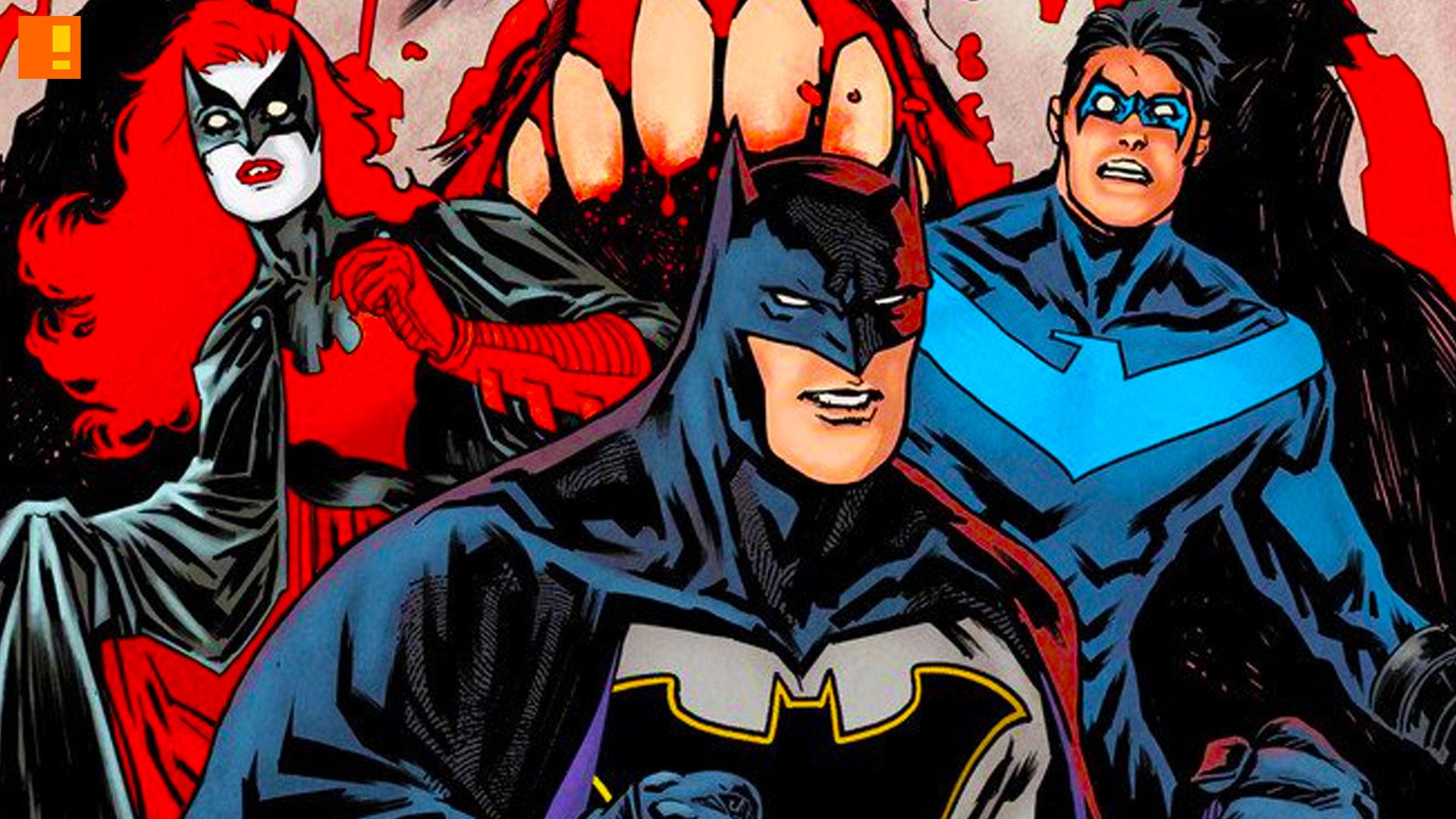 batman,rebirth,nightwing,detective comics,