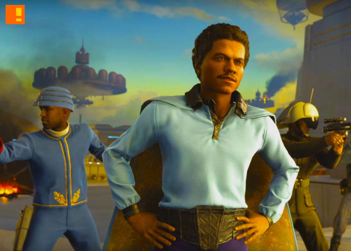 PS4, PC, Xbox One,bespin, ea, star wars, cloud city, cloud city of bespin, lando , ee-4 blasters, X-8 Night Sniper, electronic arts, Lando Calrissian, Dengar, dlc, expansion, dice games,