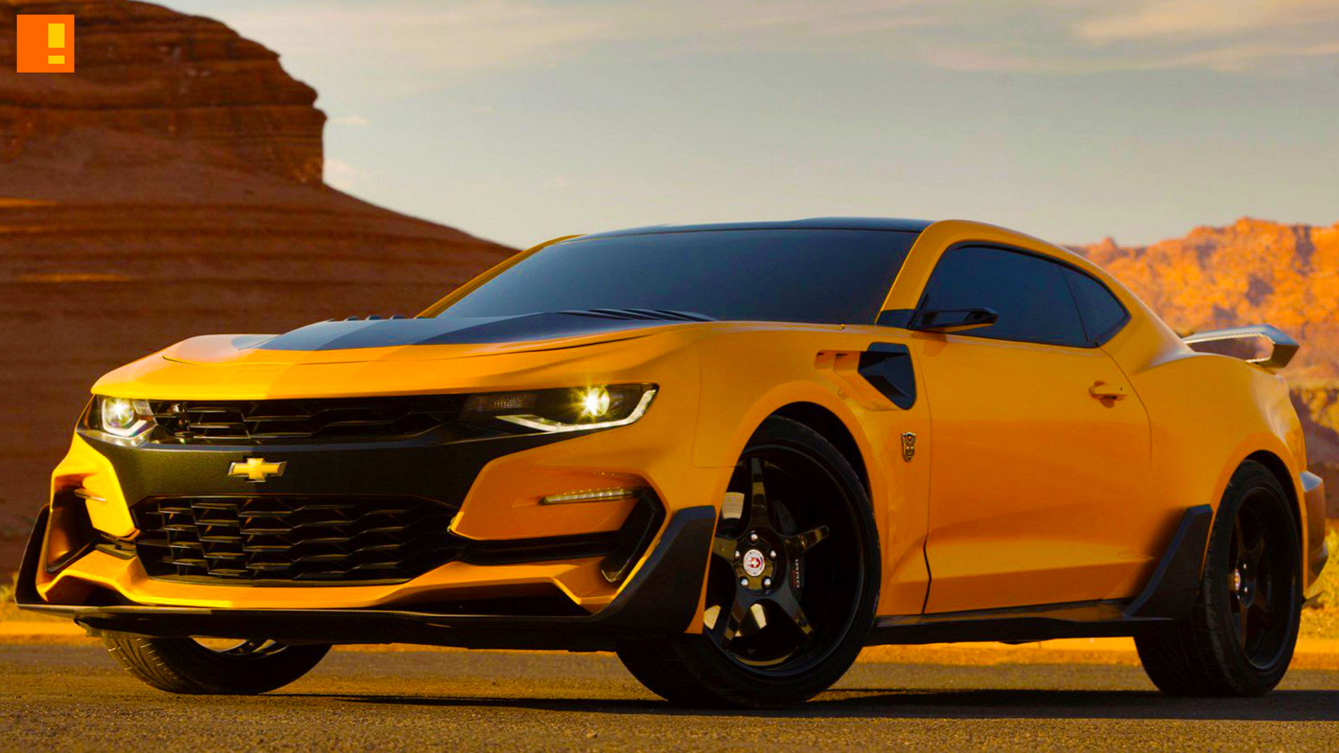 bumblebee, camaro, 2016, transformers, the last knight, michael bay, paramount pictures,