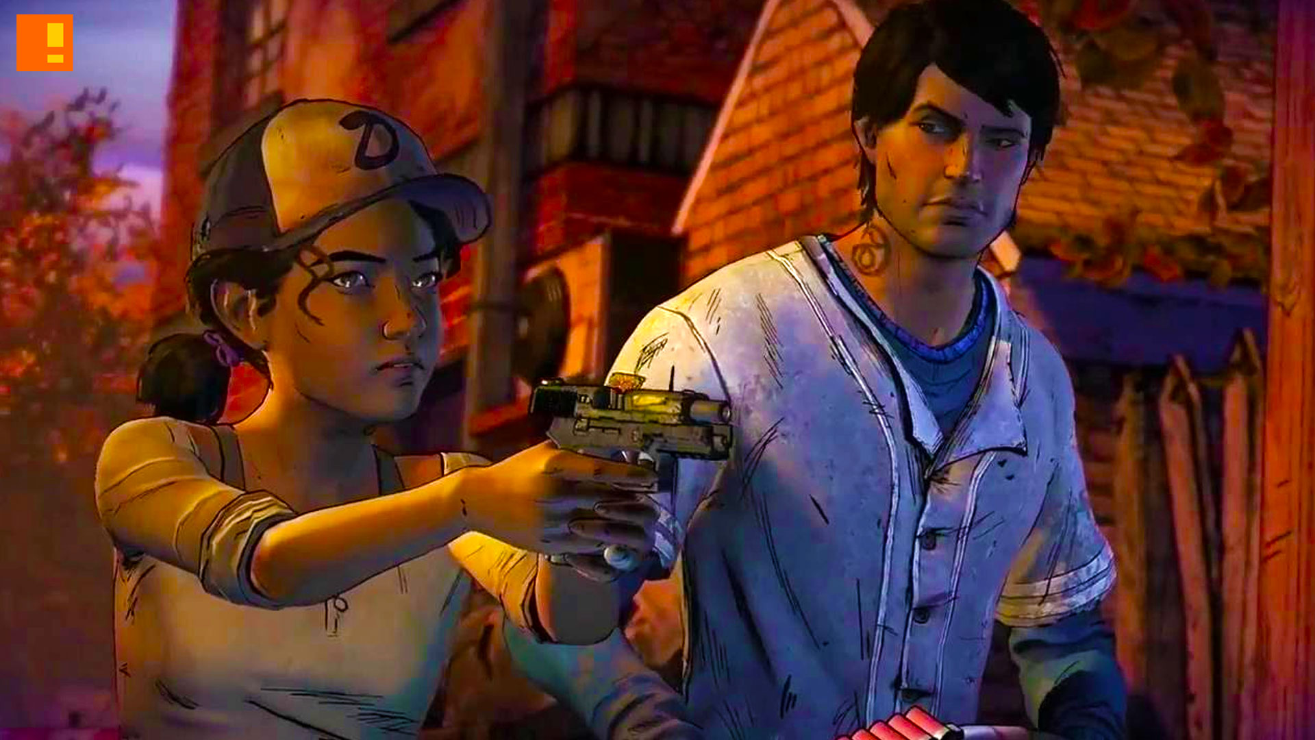 clementine, season 3,twd, the walking dead, telltale games, teaser, the action pixel,entertainment on tap