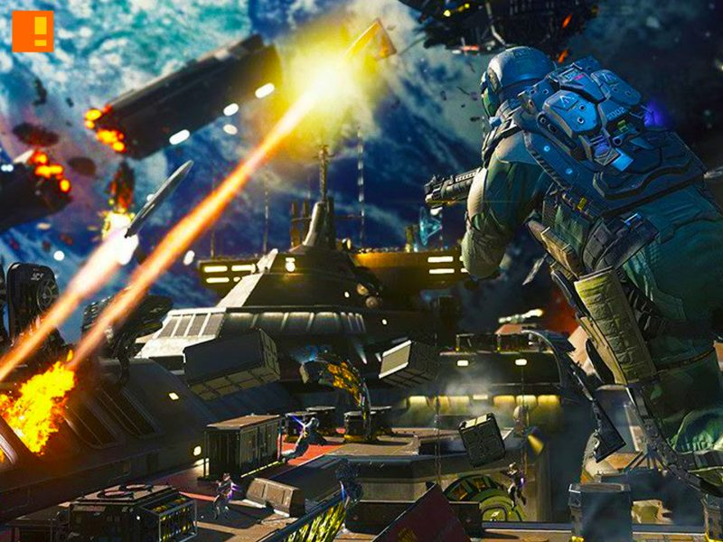 cod, call of duty, call of duty: infinite warfare, infinite warfare, infinity ward, activision, gameplay, trailer, entertainment on tap, the action pixel, entertainment on tap,
