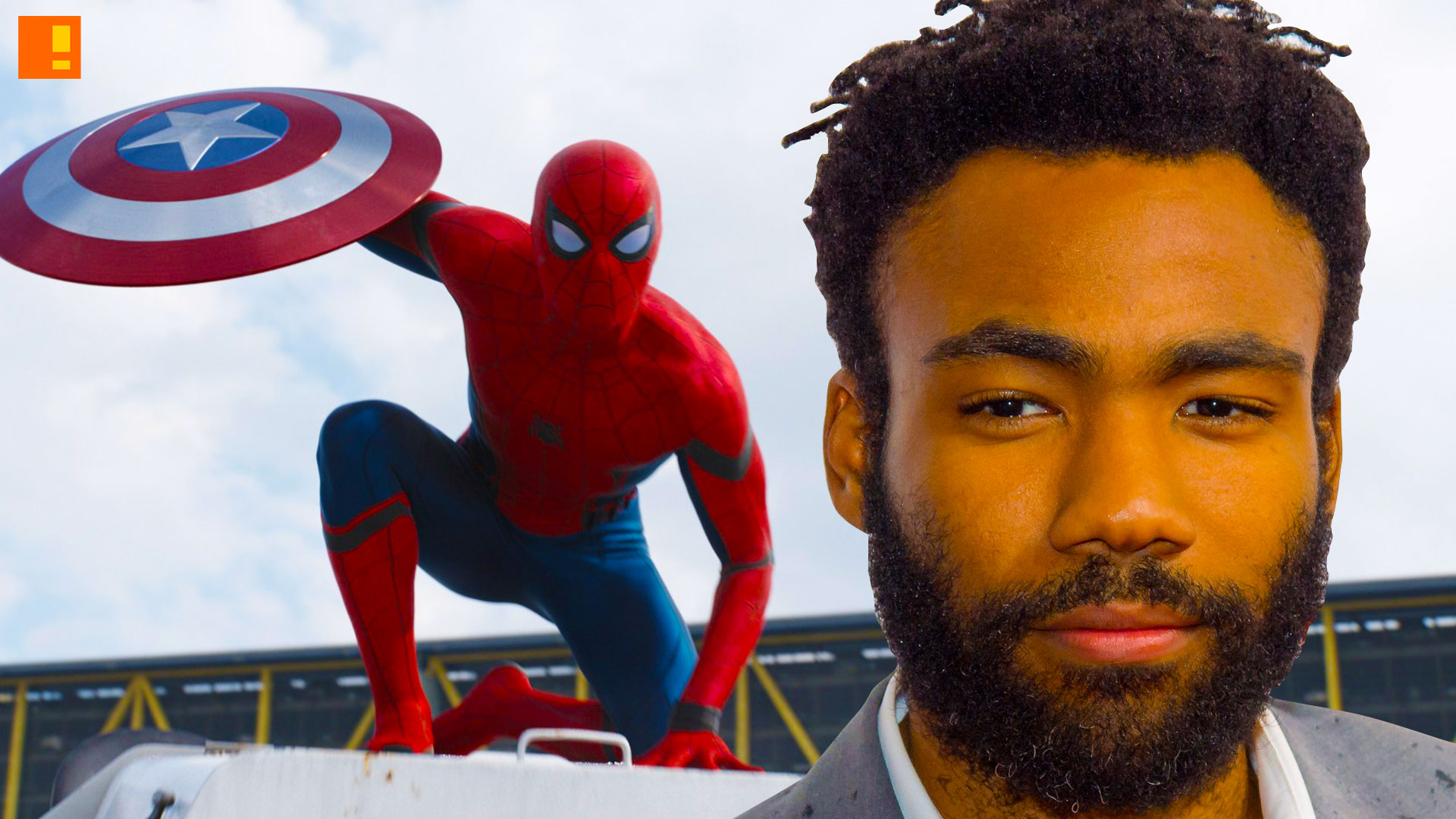 donald glover,spider-man, spiderman, spider-man homecoming, spider-man: homecoming, casting , donald glover, childish gambino, entertainment on tap,the action pixel, @theactionpixel
