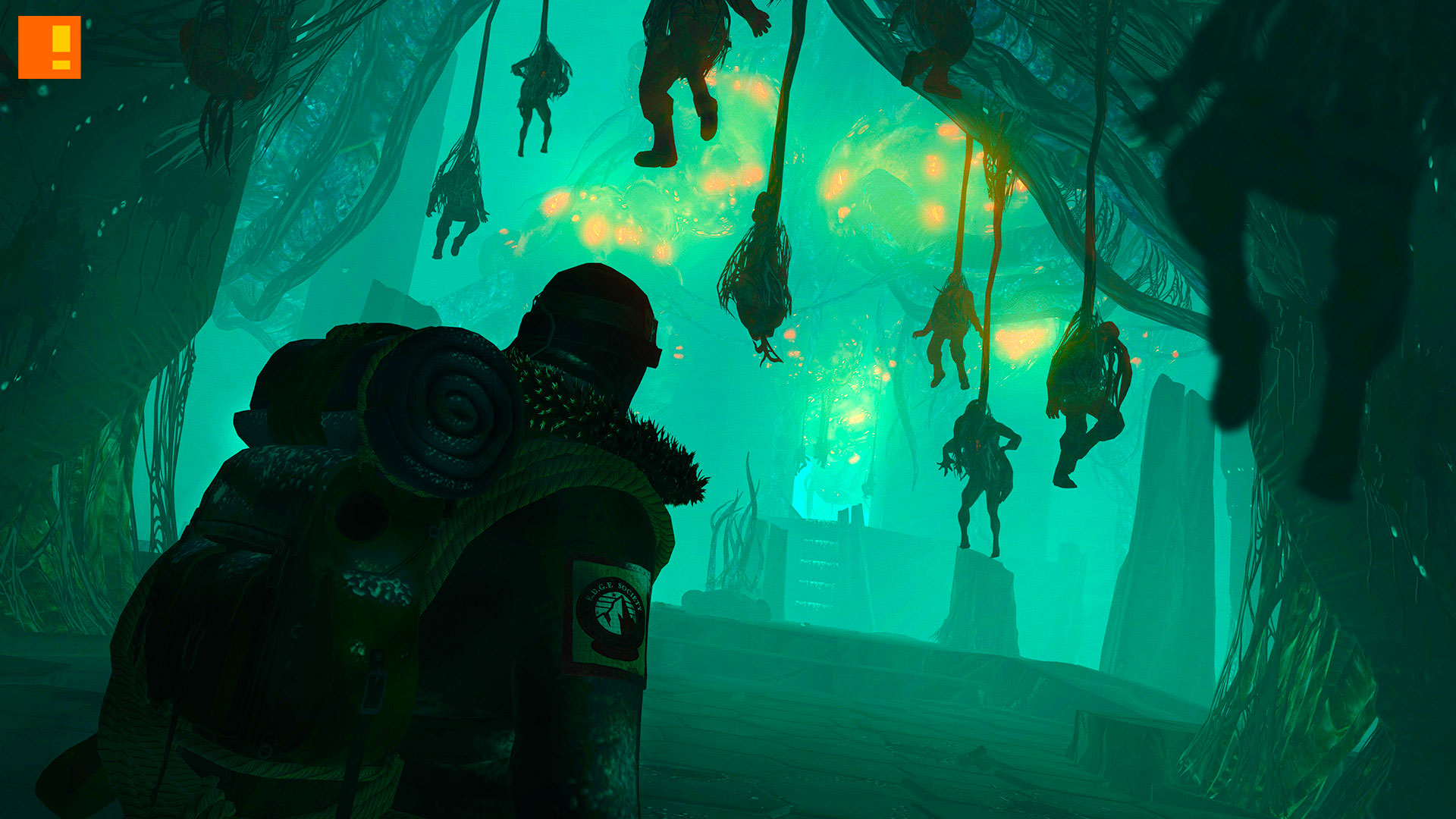 edge of nowhere, insomniac games, oculus, vr, entertainment on tap, the action pixel,