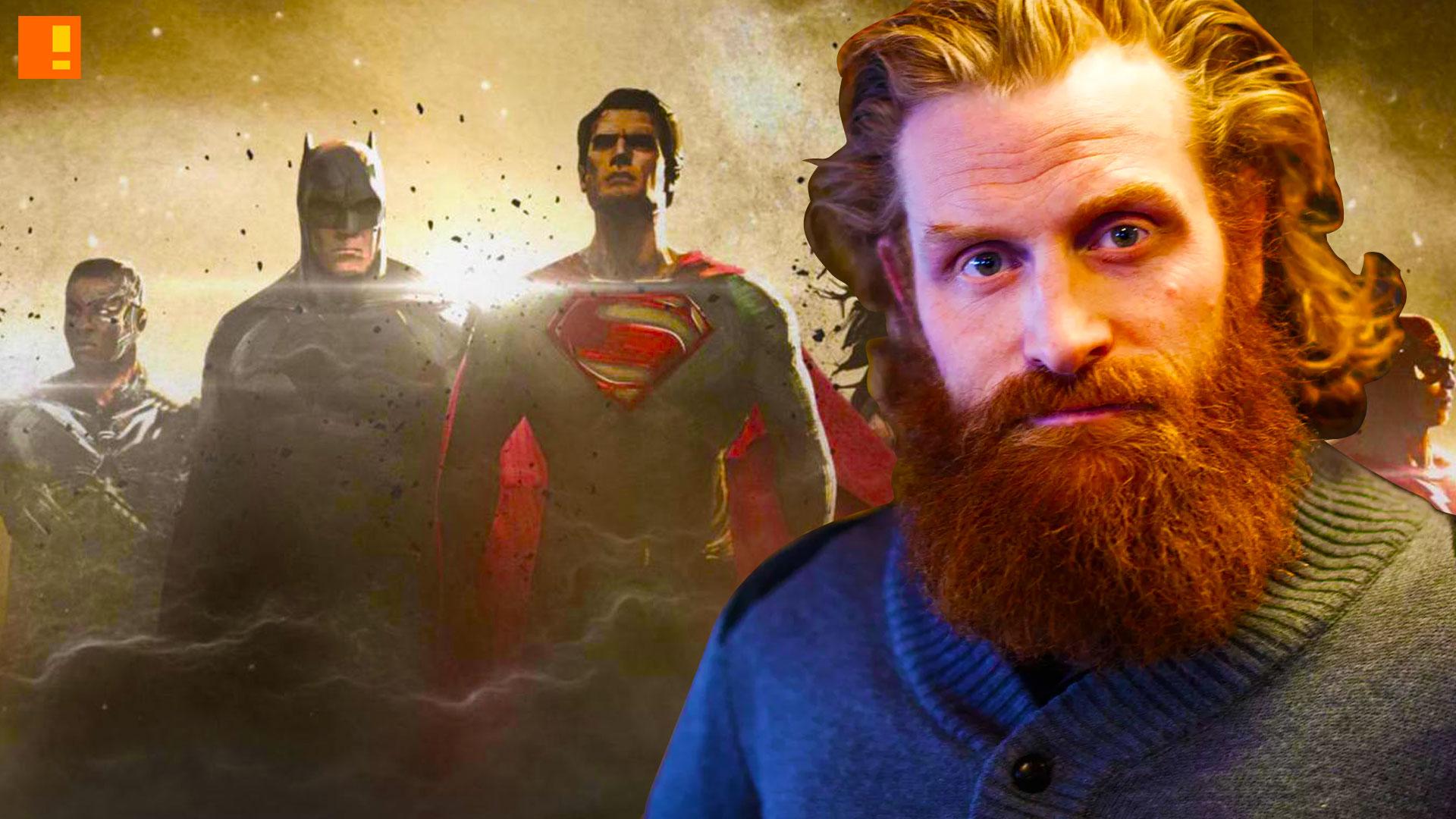 kristofer hivju, justice league, dc films, superman, atlantean king, atlantis, aquaman, dc comics, dc entertainment , game of thrones