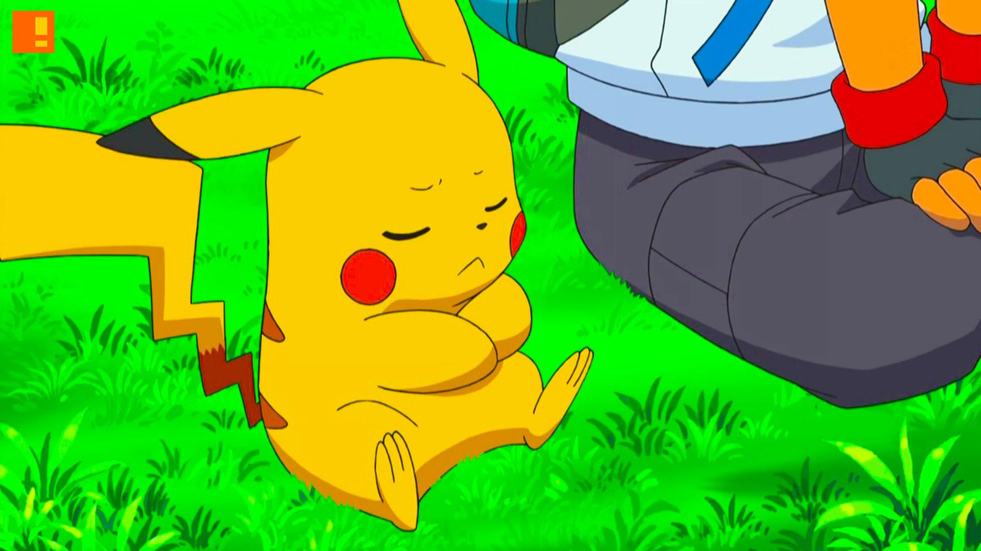 pikachu, nintendo, name change, entertainment on tap, the action pixel
