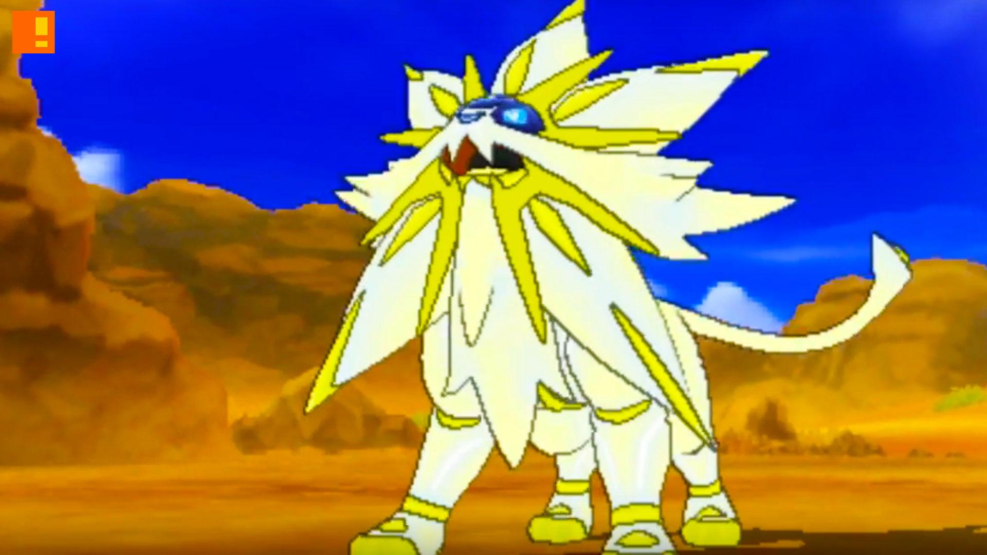pokemon sun, pokemon moon, pokémon, pokémon moon, pokémon sun, alola region, alola, solgaleo, lunlana