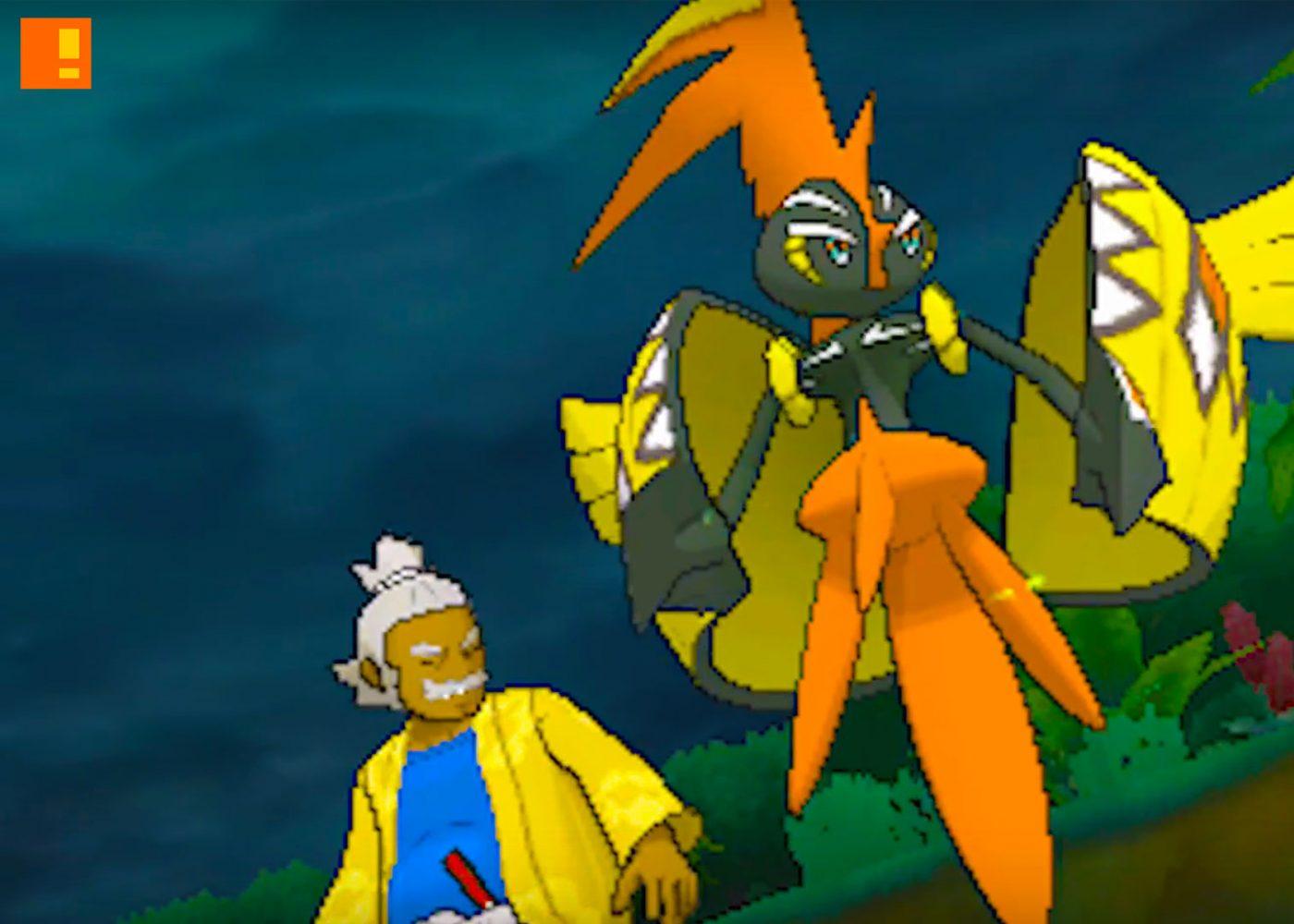 pokemon sun and moon, Pokémon Sun ,Pokémon Moon , starter pokémon, nintendo, nintendo 3ds, entertainment on tap, trailer, starter pack, trailer