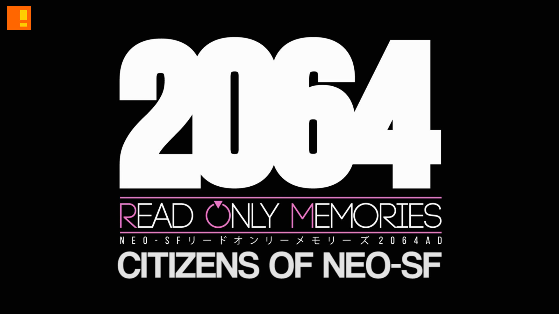 read only memories, 2064 read only memories, playstation , sony , vita, ps4, playstation 4, trailer, neo sf, neo san francisco