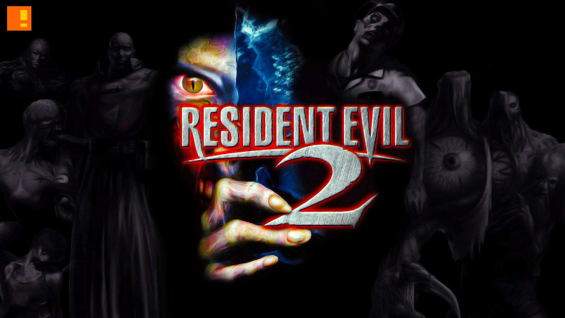 resident evil 2, capcom, the action pixel, entertainment on tap, capcom,