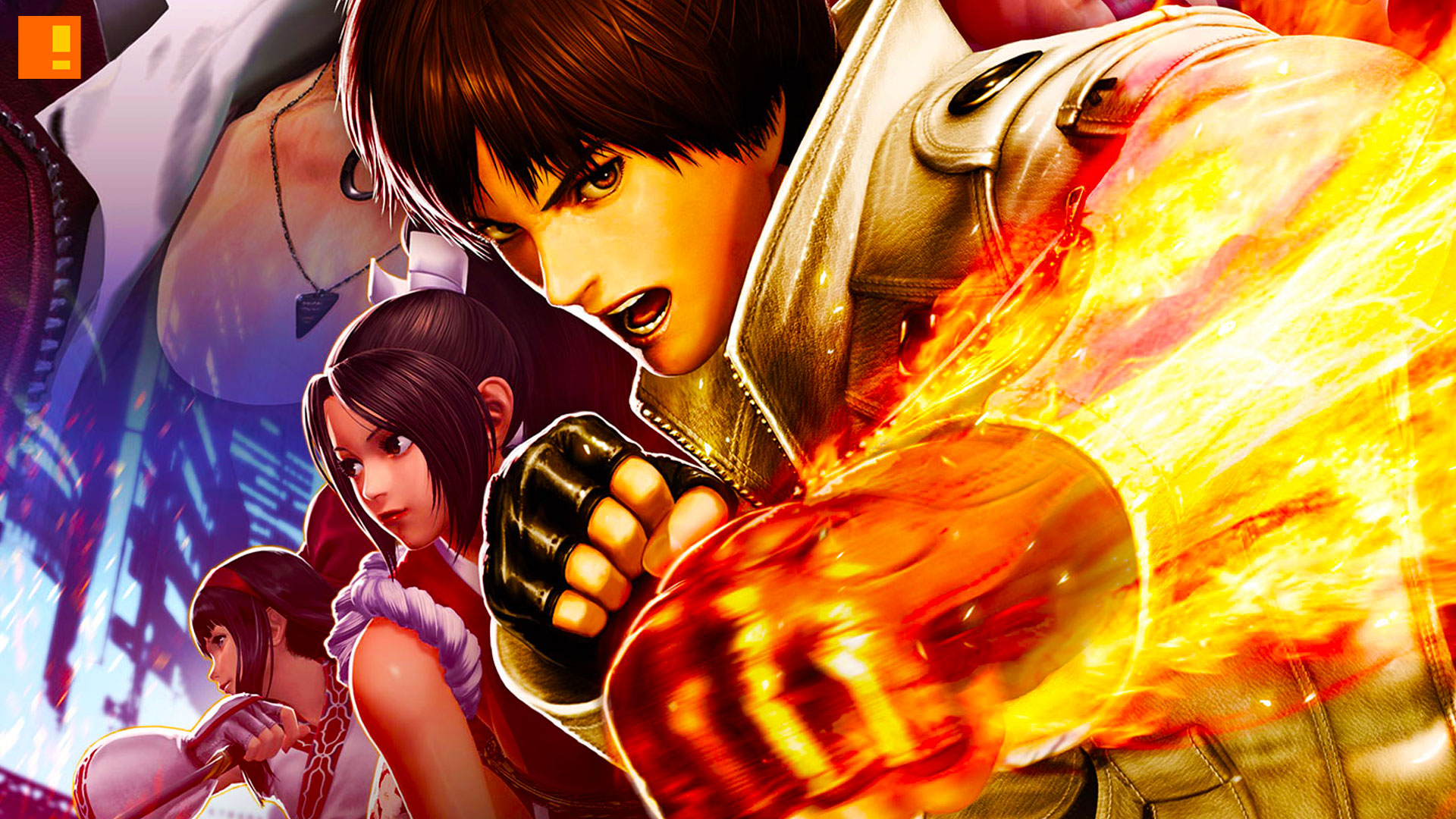 the king of fighters, the king of fights xiv, snk, atlus, the action pixel, entertainment on tap,