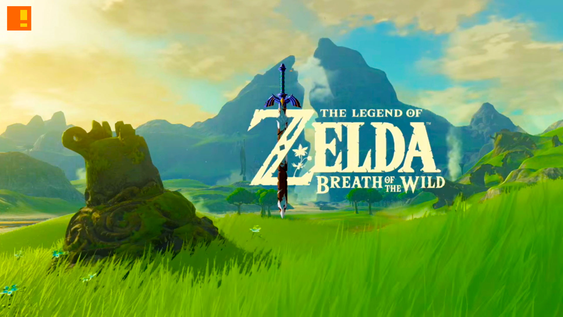 the legend of zelda, breath of the wild, link, zelda, nx, nintendo, gameplay, trailer, e3, e3 2016, e3 expo, the action pixel, @theactionpixel, entertainment on tap