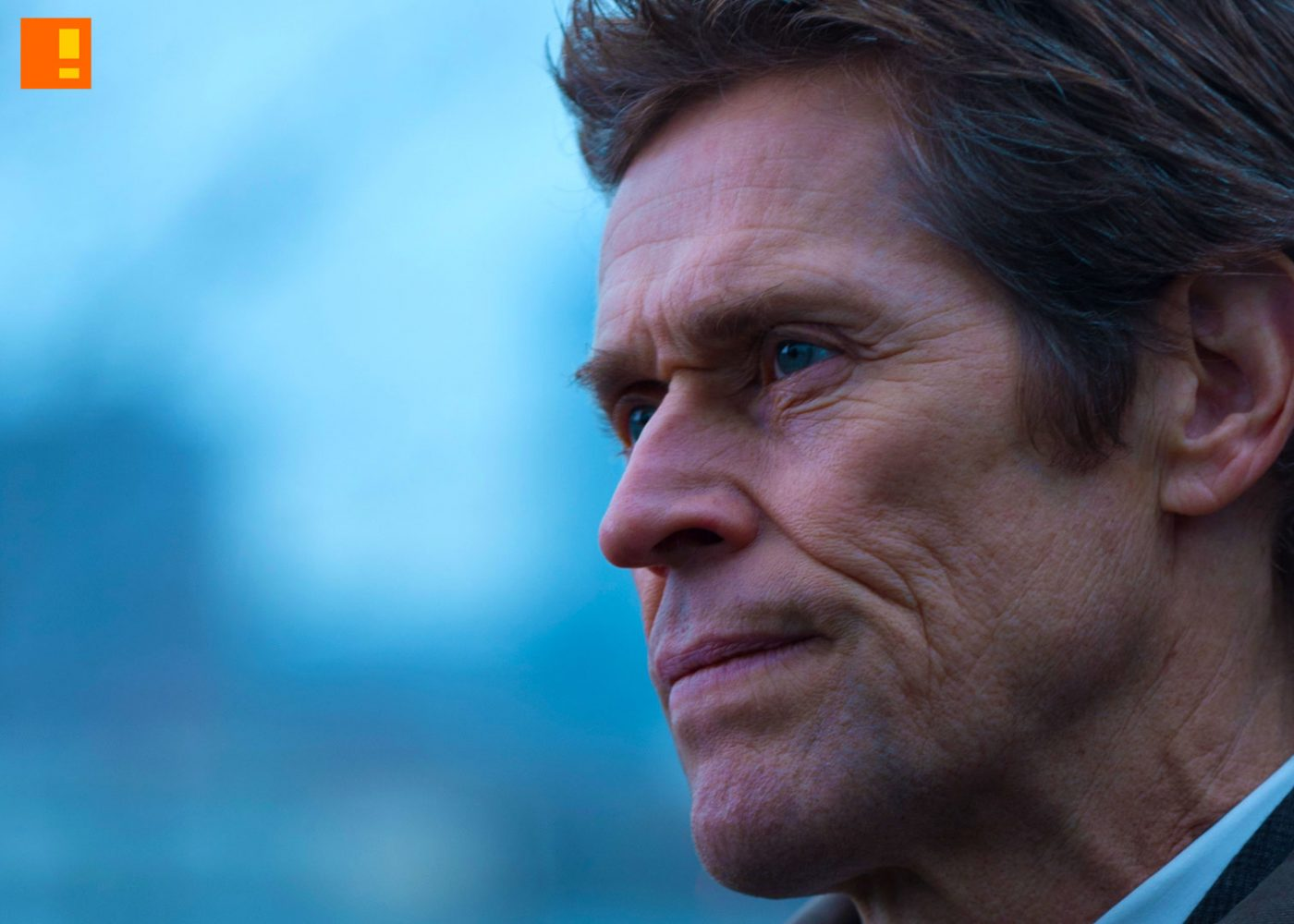 willem dafoe, the action pixel, justice league, the action pixel, entertainment on tap,