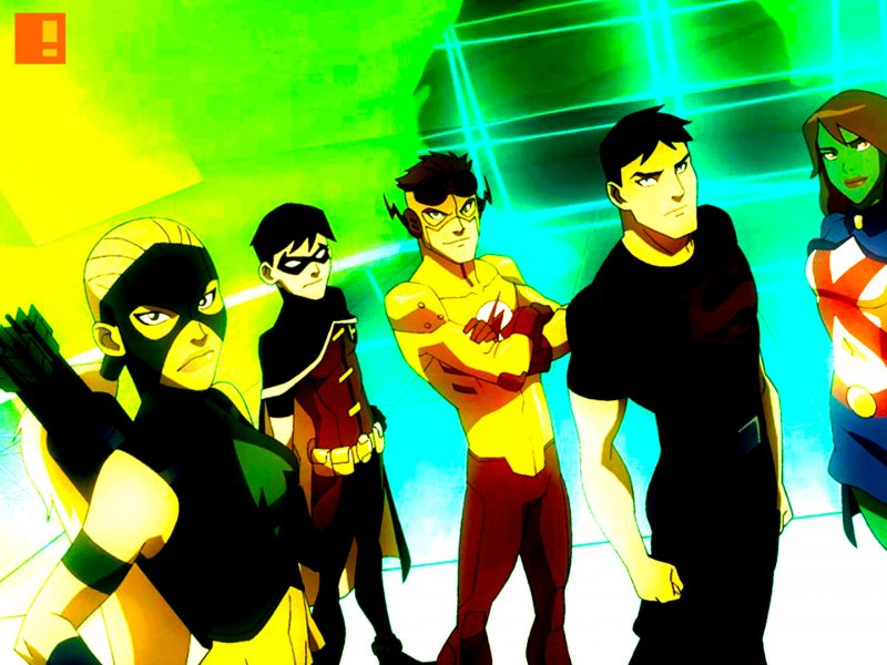 young justice, warner bros., the action pixel, entertainment on tap, season 3, netflix, @theactionpixel, dc comics, wb animation