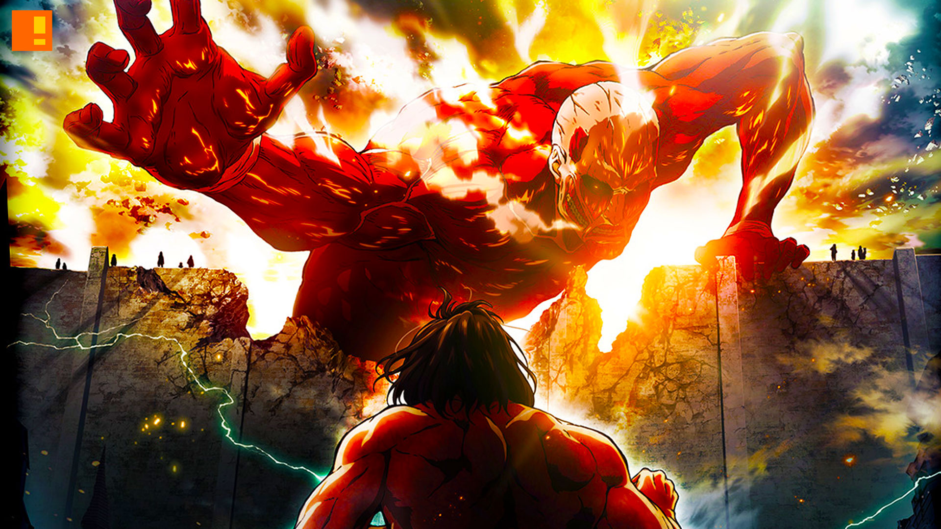 attack on titan, the action pixel, anime, manga, season 2, entertainment on tap, the action pixel, shingeki, season 2,