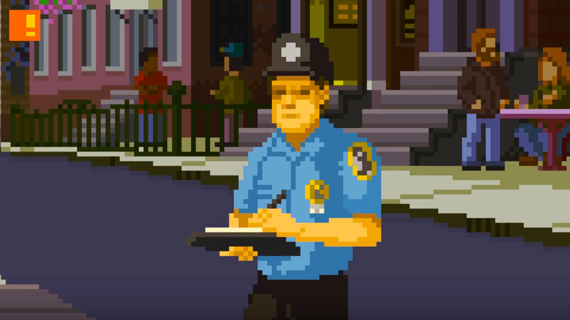 beat cop, 11 bit studios, pixel crow, the action pixel, entertainment on tap, @theactionpixel