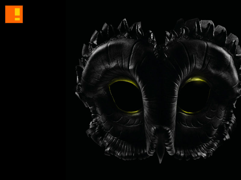 court of owls,poster , gotham, the action pixel, season 3,@theactionpixel, entertainment on tap, owl mask, fox,dc comics, dc entertainment ,