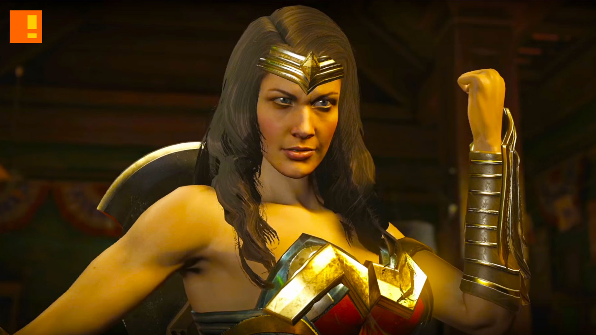 injustice 2, superman, wb games, dc comics, netherrealm studios , flash, supergirl, aquaman, kara zor el, batman, bruce wayne, clark kent, kal-el,battle, beat 'em up, the action pixel, entertainment on tap, wonder woman, sdcc, trailer, blue beetle,