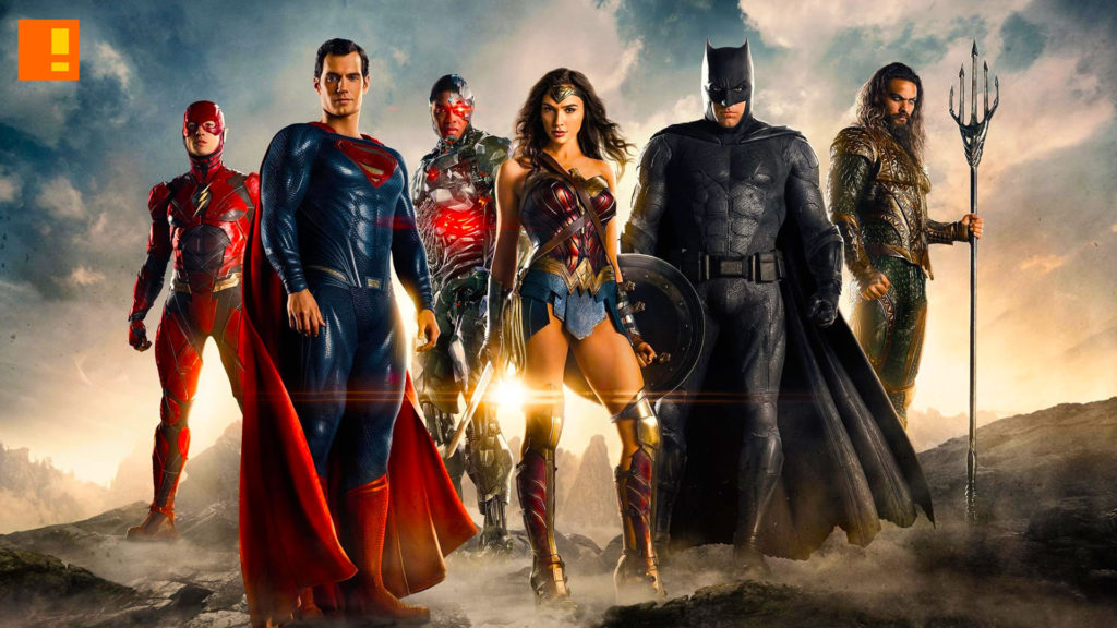 justice league, superman, cyborg, batman, aquaman, superman, the flash, cyborg, justice league, dc comics, sdcc, comic con, the action pixel, entertainment on tap,