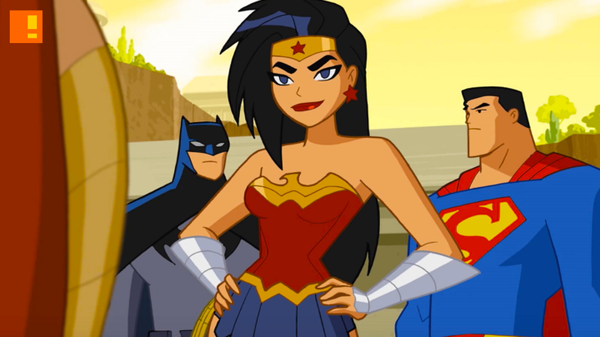 justice league action, justice league, warner bros. , warner bros. tv, dc comics, wb animation, dc entertainment , cartoon network, highlight reel, wonder woman, batman, superman, dc trinity, justice league, sdcc, san diego comic con,