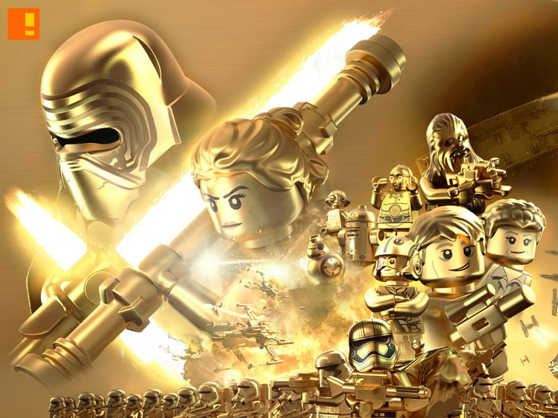 lego star wars,the force awakens, wb games, the action pixel, entertainment on tap