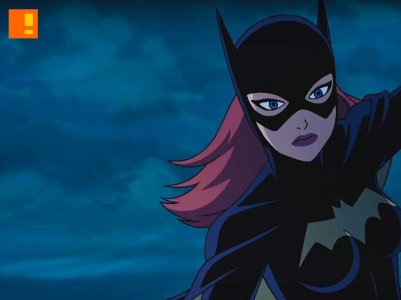 tara strong, batgirl, the killing joke, barbara gordon, the action pixel, entertainment on tap